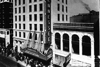 tennessee theatre 1928