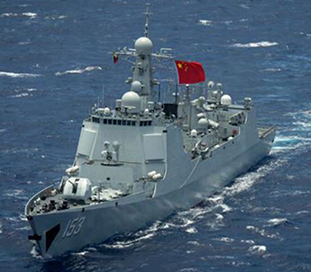china poses threat to us