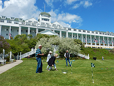 mackinac golf