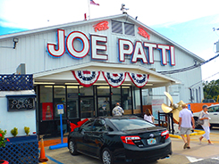 joe patti's seafood; pensacola florida